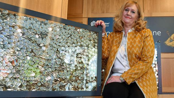 Anne Jessopp has become the first female head of the Royal Mint (Ben Birchall/PA)