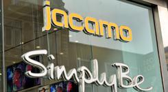N Brown owns Jacamo and Simply Be (Nick Ansell/PA)