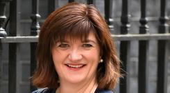 Nicky Morgan chairs the Treasury Select Committee (Dominic Lipinski/PA)