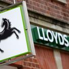 Lloyds Banking Group has reported a hike in annual profits and unveiled a new three-year strategic plan for the group (Andrew Matthews/PA)