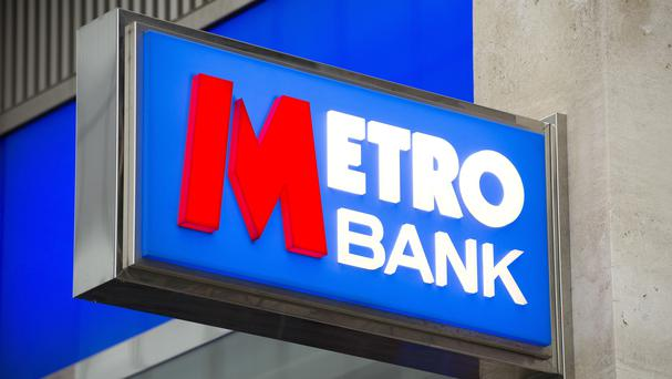 Metro Bank reported full-year earnings on Wednesday (Laura Lean/PA)