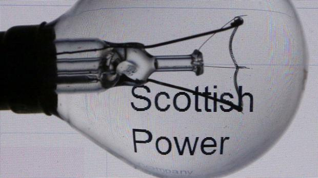 Energy giant ScottishPower has seen more customers leave the business (PA)