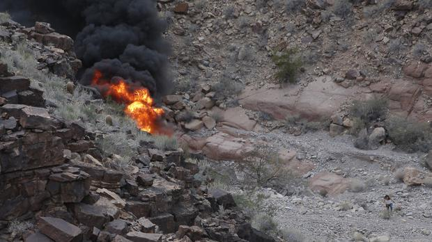 Grand Canyon Helicopter Crash-Survivors