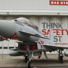 BAE Systems is expecting flat earnings per share in 2018 (Peter Byrne/PA)