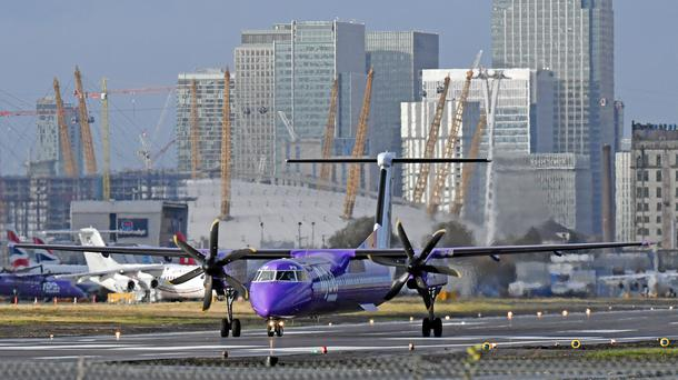 Stobart Looking At Possible Flybe Bid