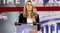 Marion Marechal-Le Pen speaks at the Conservative Political Action Conference (Jacquelyn Martin/AP)