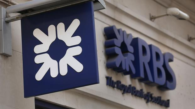 RBS has released its full-year earnings results (Philip Toscano/PA)