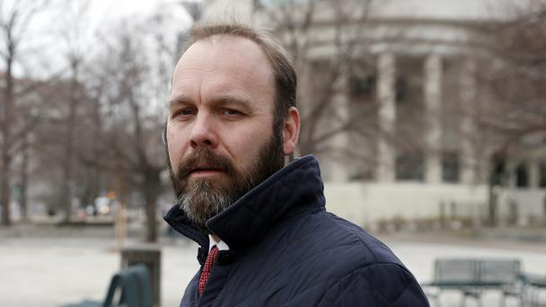 Rick Gates was a top adviser to the Trump campaign in 2016 (AP)