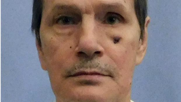 Doyle Lee Hamm was convicted in the 1987 killing of a motel clerk (AP)
