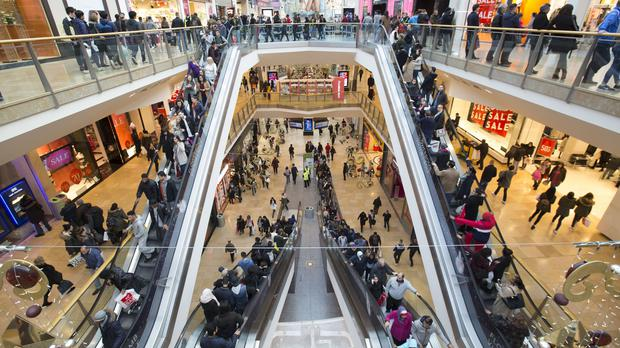 Hammerson is known as one of Britain's biggest property companies (PA)