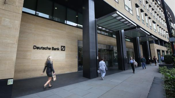 Deutsche Bank said the flotation will consist purely of the sale of shares from the stake it already holds via one of its subsidiaries (Philip Toscano/PA)