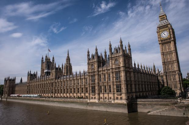 Palace of Westminster. Photo: PA