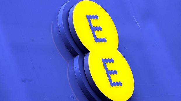 EE customers reacted angrily to the outage (Rui Vieira/PA)