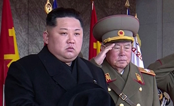 Syria 'given chemical weapons supplies' by North Korea