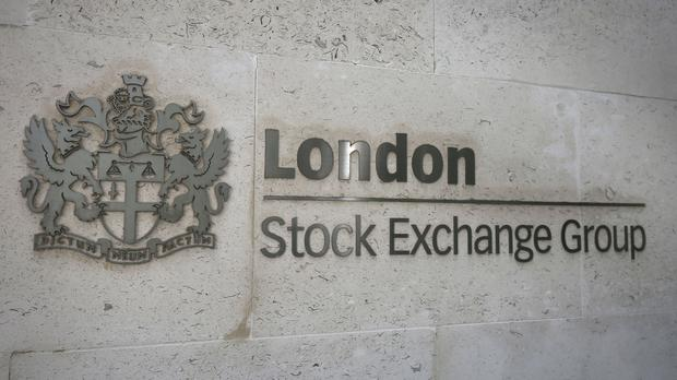 London Stock Exchange Group reported rising profits (Philip Toscano/PA)