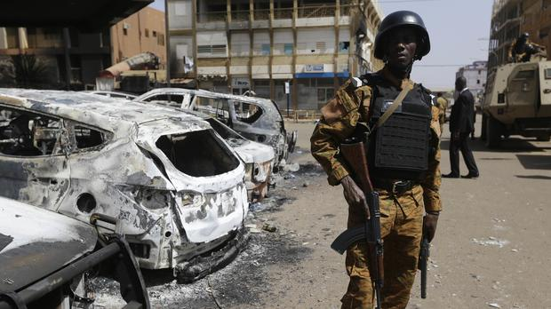 Ouagadougou has seen extremism before, most notably the attack on the Splendid Hotel (AP)