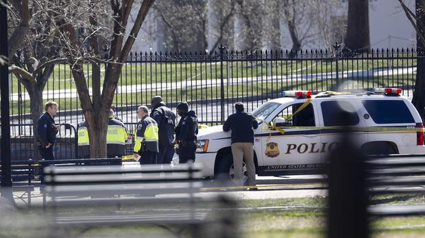 White House Shooting