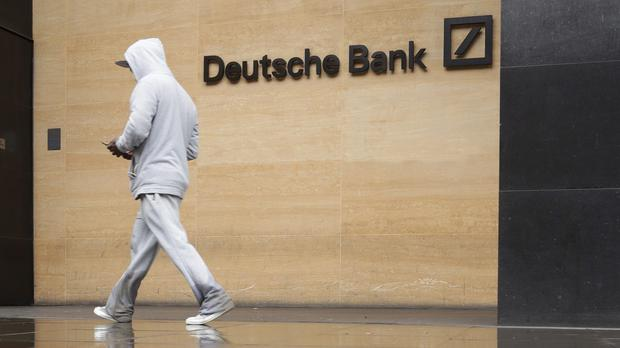 A former Deutsche Bank man has been fined and banned for manipulating Libor (Yui Mok/PA)