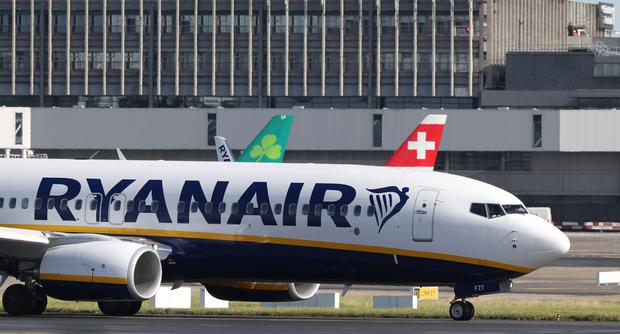 Ryanair's Michael O'Leary warned there would be a 'real crisis' as flights between the UK and the EU are disrupted after Brexit (Niall Carson/PA)