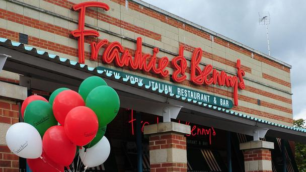 The Frankie and Benny's owner is undergoing a turnaround (Anna Gowthorpe/PA)