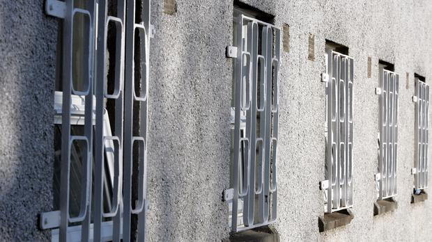 Stock picture of prison bars (Andrew Milligan/PA)