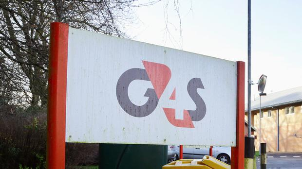 G4S has announced annual results (Gareth Fuller/PA)
