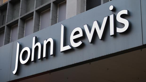 The John Lewis Partnership's slump in profits comes as retailers across the board struggle (Charlotte Ball/PA)