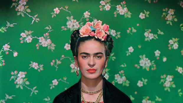 Frida Kahlo (Nickolas Muray/The Victoria and Albert Museum/PA)