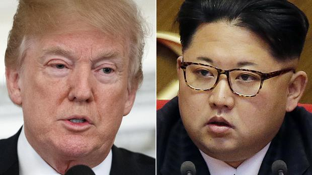 US President Donald Trump will meet North Korean leader Kim Jong Un (Evan Vucci Wong Maye-E/AP)