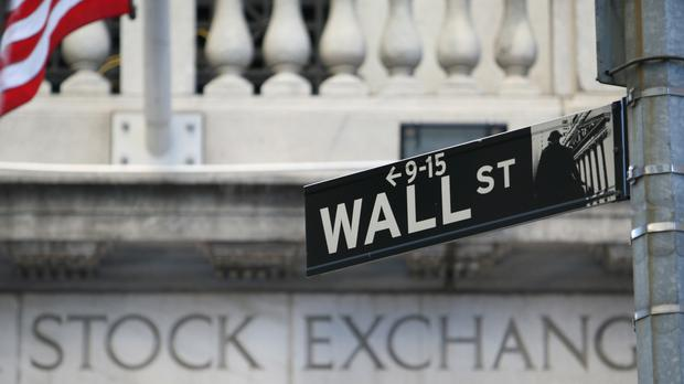 The Dow Jones industrial average declined 157.13 points, or 0.6%, to 25,178.61 (PA)