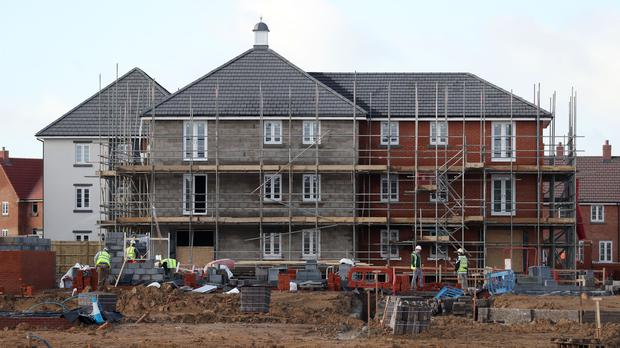 Housebuilder Cala Homes has come under the full ownership of Legal and General's capital division. (PA)