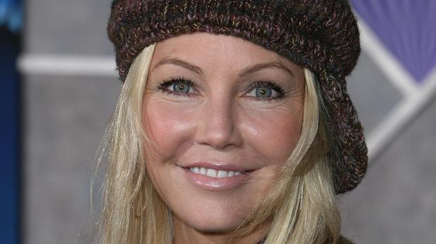 Heather Locklear faces up to five years in prison if found guilty (Ian West/PA)