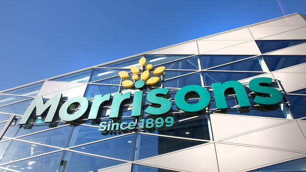 Morrisons sales and profit hike