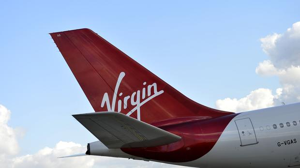 Airline Virgin Atlantic nosedived into the red last year