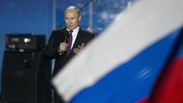 Vladimir Putin Wins Russian Presidential Election, Opposition Cries Foul