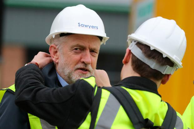 Jeremy Corbyn has defended his position over Salisbury attack. Photo: PA