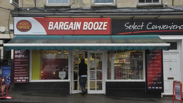 Bargain Booze owner is working with PwC on a review (PA)