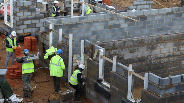 Shares in Berkeley Group slip after it refuses to boost housebuilding output