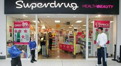 The man who owns Superdrug is to retire (Geoff Caddick/PA)