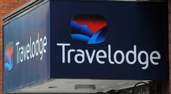 Travelodge reported rising sales and profits for 2017 (PA)