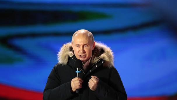 Russia Presidential Election