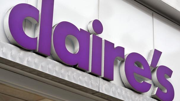Claire's has filed for bankruptcy (PA)