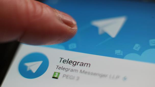 Telegram argued that the FSB violated consumer rights when it demanded that social networks provide authorities with encryption keys and chat histories (Yui Mok/PA)