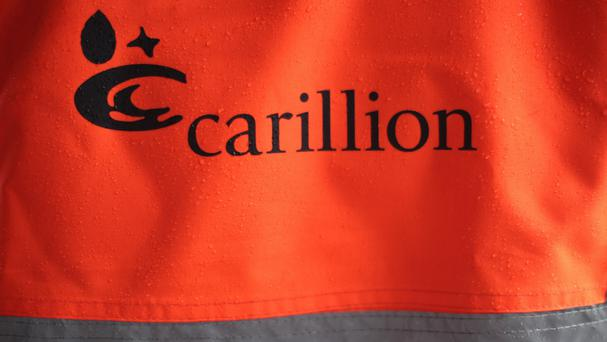 MPs held another hearing over Carillion's collapse on Wednesday (PA)