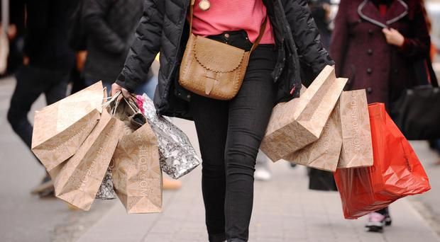 Retail pain and stronger pound weighs on London's blue chip index