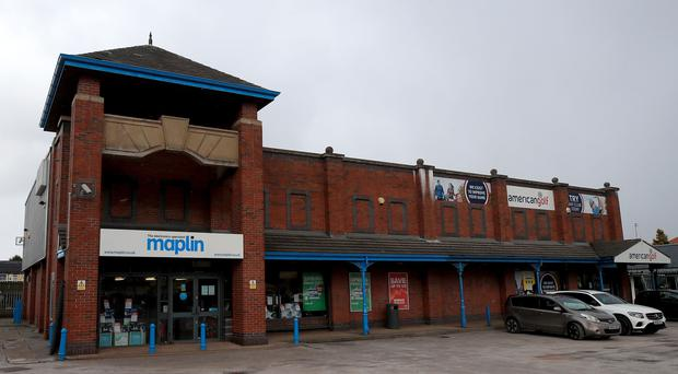 Maplin in administration
