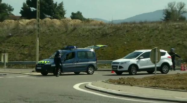'One dead' in siege at supermarket in France