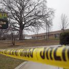 The shooting took place at Great Mills High School (Alex Brandon/AP)