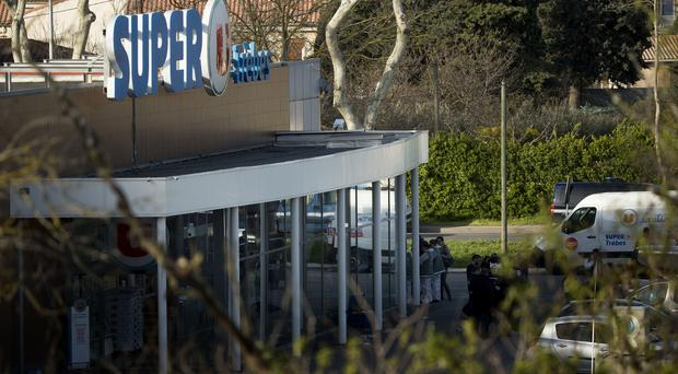 French police storm supermarket and kill hostage-taker