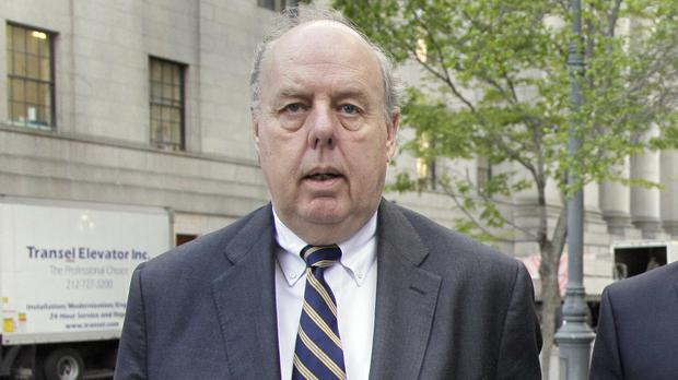 John Dowd was President Trump's lead lawyer in the Russia investigation (Richard Drew/AP)